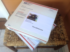 priority mail pet portraits