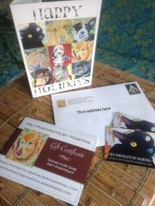 Xmas gift Card